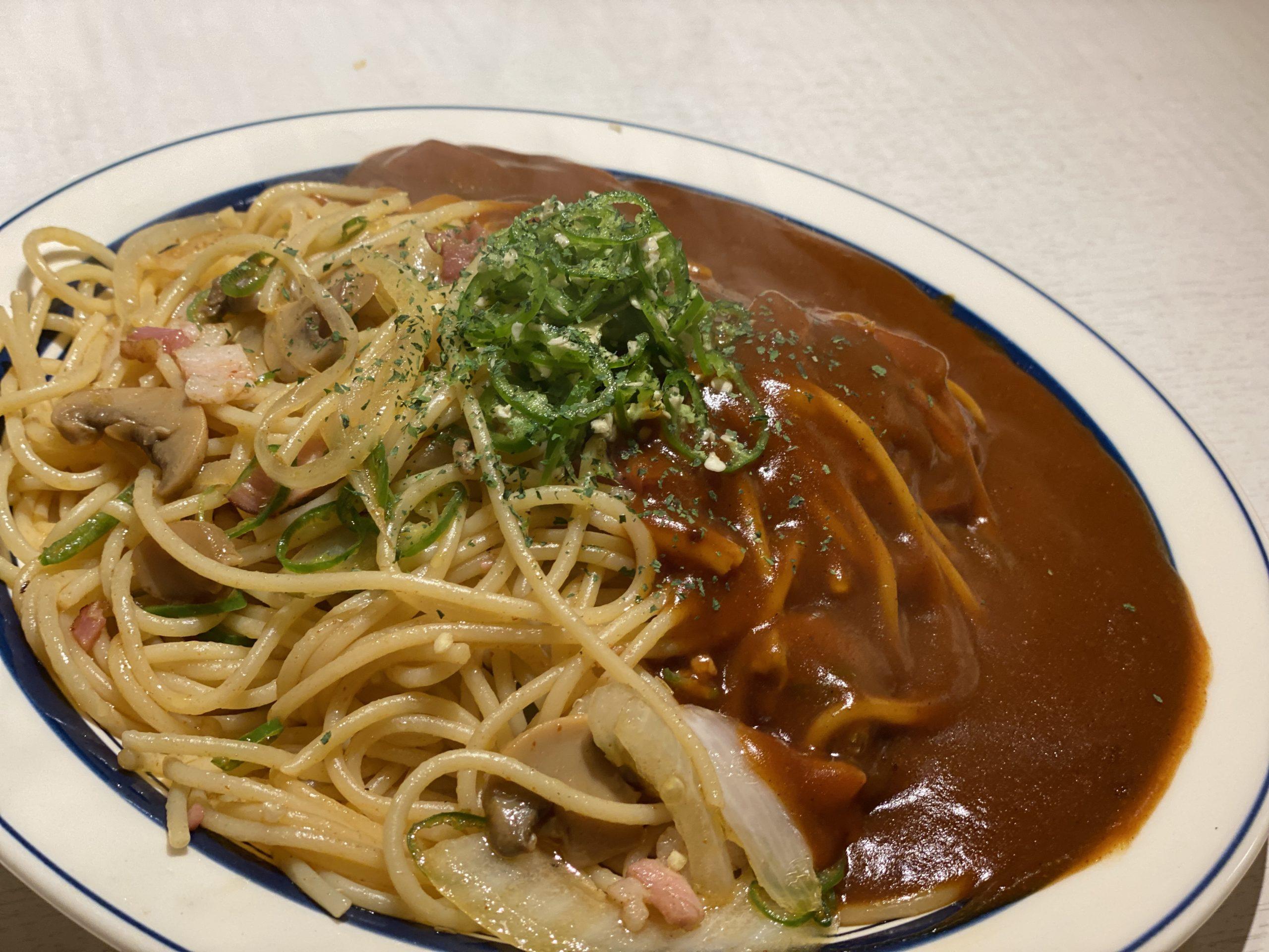 爆辛スパゲッティ新メニューの『名古屋あんかけスパゲッティ』が、過去1で辛過ぎるパスタだった。