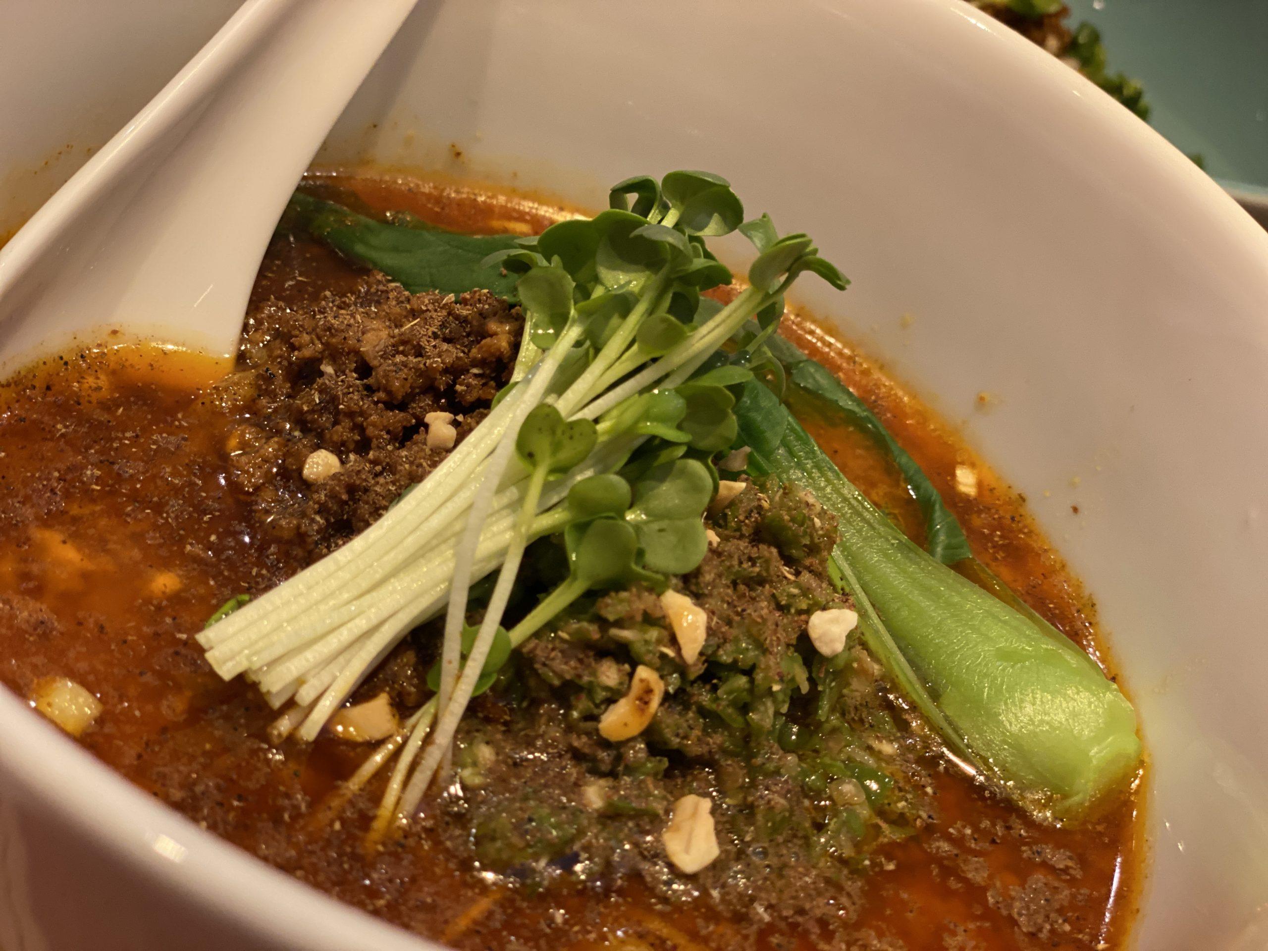 激辛麻辣担々麺