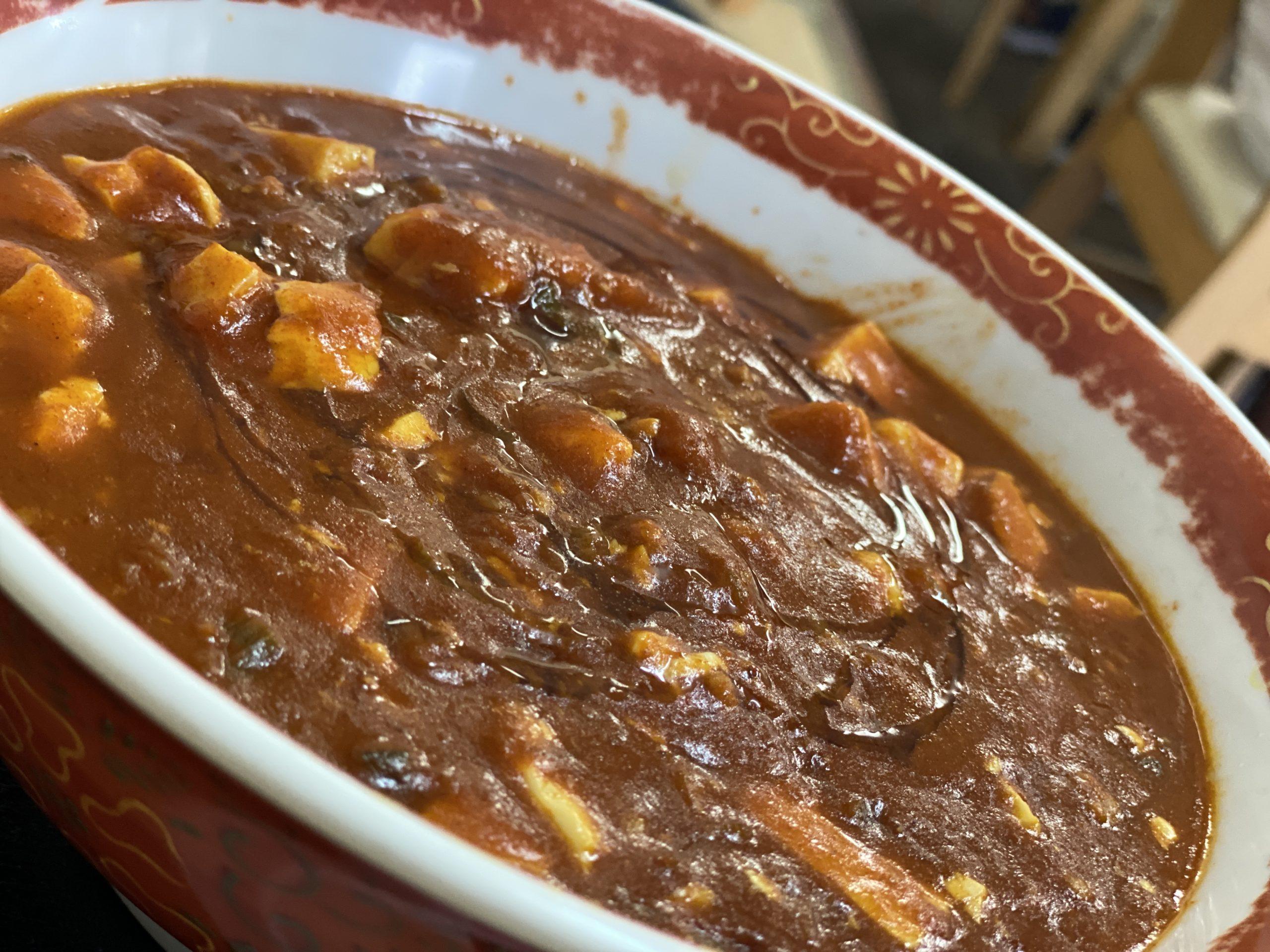 麻婆麺3辛