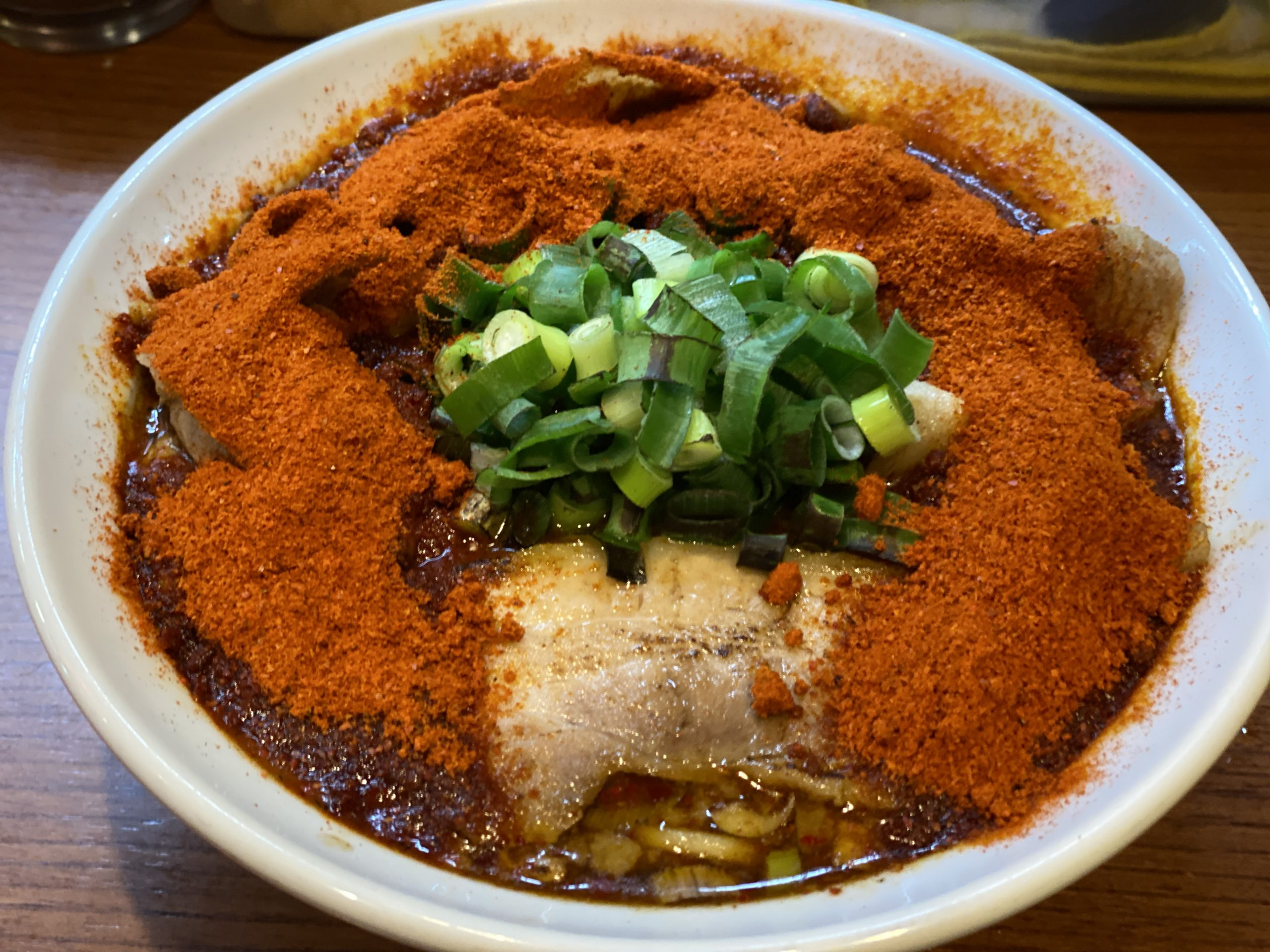 辛口炙り肉ソバ醤油 25辛