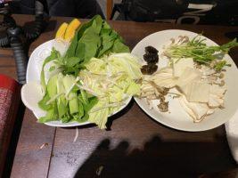 野菜は約20種類