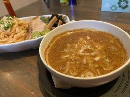 ハバネロつけ麺(裏メニュー)