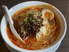 担々麺(激辛)